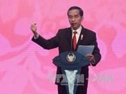 印尼总统进行第三次内阁改组