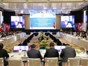 亚太议会论坛第26届年会:讨论政治安全与经济贸易内容
