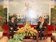 胡志明市与古巴考虑开展医疗卫生、高科技农业和粮食食品加工等领域的合作计划