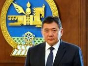 蒙古国家大呼拉尔主席米耶贡布对越南进行正式访问