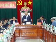 阮春福总理:促进民营经济发展是富安省的出路