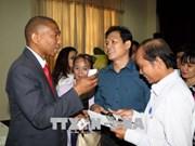 越南和南非多领域合作潜力巨大