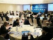 越南外交副部长阮国勇:维护海上安全需要各国的紧密协作配合