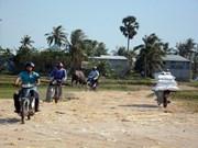 坚江省为越柬两国人民春节往来创造便利