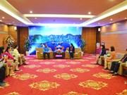 广宁省与老挝华潘省加强合作