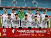 国家主席办公室建议向越南U23足球队授予勋章