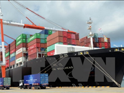 布市国际港口正式投入运营
