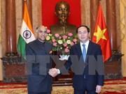 越南在印度向东行动政策中占有核心地位