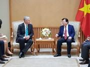越南政府副总理郑廷勇:绿色增长既是要求,又是责任