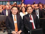 2018年达沃斯论坛: 越南同东盟共同体自信走向繁荣和包容性发展