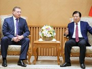 越南与俄罗斯加强石油领域合作