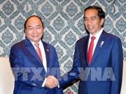 阮春福:重视将越南与柬埔寨和印尼所达成的协议落到实处