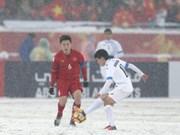 2018年U23亚洲杯:国际媒体对越南U23足球队的勇气表示羡慕
