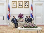 越柬强化安全合作