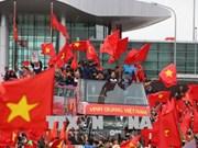 政府总理阮春福:学习并发挥越南U23足球队的意志力