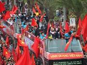 2018年U23亚洲杯:足球让越南与韩国拉得更近