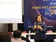 640家企业获越南优质产品证书