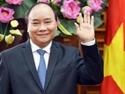 越南政府总理阮春福将出席越老政府间联合委员会第40次会议