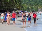 2018年1月富国岛接待游客达近26万人次