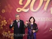 旅美越南人喜迎新春