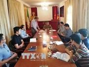 越南共产党成立88周年和1968戊申春节攻势50周年座谈会在阿尔及利亚举行
