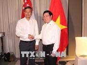 新加坡将协助越南制定产业转型路线图