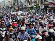 2018年越南总人口约达9470万人
