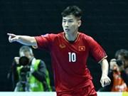 亚洲室内五人制足球锦标赛:越南队进入八强