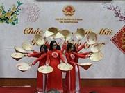 2018年迎春招待会在柬隆重举行