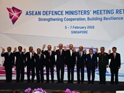 东盟需加强团结共同应对安全挑战