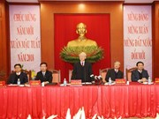 越共中央总书记阮富仲:知识分子是国家的元气