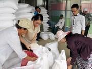 政府总理阮春福责成向各地方提供大米援助确保居民过好年