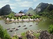 宁平省长安生态旅游区上的第三个水上游线即将开通