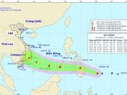台风三巴即将来袭 各地主动做好台风防范工作