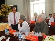 越南政府常务副总理张和平探访隆安省