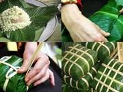 过年包粽子——越南民族美好文化特色
