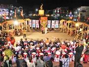 """越南中部发牌唱曲艺术——中部地区居民的""""精神菜肴"""""""