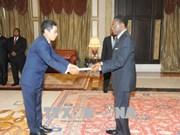 赤道几内亚希望扩大与越南的合作