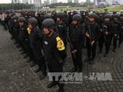 印尼为2018年雅加达亚运会设三层安保圈
