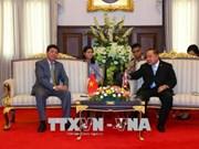泰国承诺将继续同越南加深国防安全领域的合作