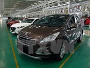 2018年1月份越南汽车销量较去年同期增长28%