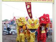 薄辽省迎翁节——沿海地区渔民的文化之美
