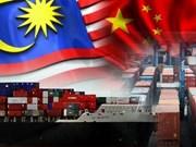2017年大马与中国的双边贸易增长20.6%