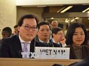 联合国人权理事会第37次会议开幕 越南积极参加讨论活动