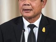 泰国总理强调大选需按照路线图进行