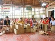 芹苴市为高棉族同胞提供职业培训 创造就业机会