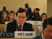 越南主持关于信息技术在推动经济、文化与社会权利作用的座谈会