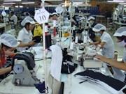 2018年越南纺织服装业力争实现出口额达340亿美元的目标
