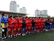 FIFA选择越南足协参加青年女足及青年女足比赛发展项目
