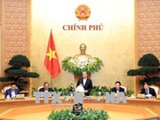 政府总理阮春福:2018年第一季度较去年出现更多积极信号